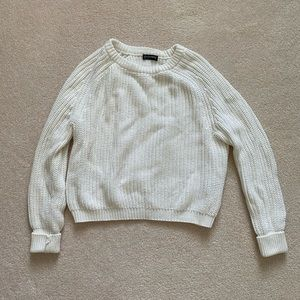American Apparel Knit Pull Over M